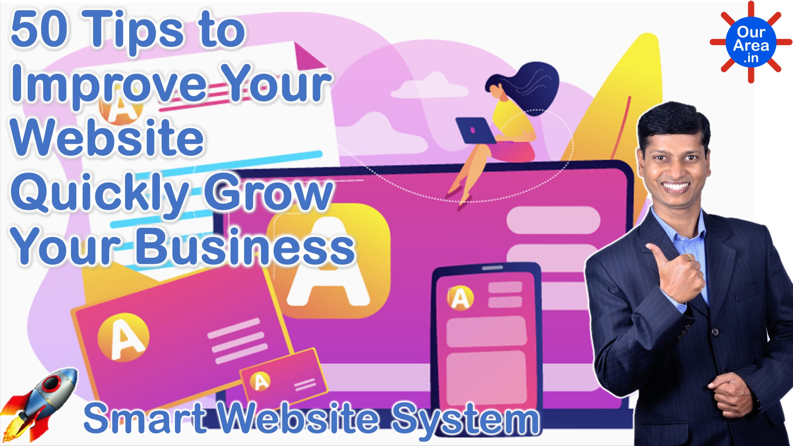 50 Tips to Improve Your Website Quickly Grow Your Business